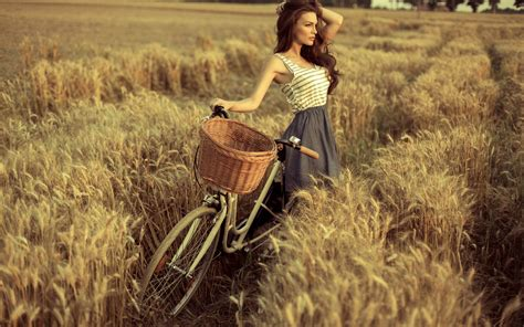 wallpaper girl with bike girl bicycle wallpaper girl bicycle wallpapers hd
