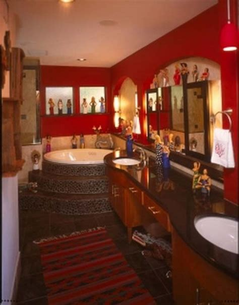 how to interior decorate how to decorate your bathroom in mexican style interior