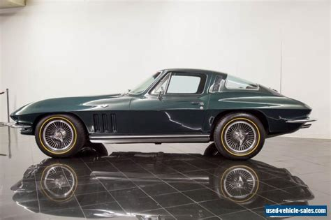 corvette stingray 1965 for sale 1965 chevrolet corvette for sale in the united states