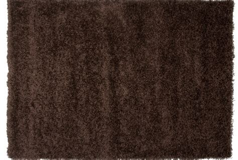 thick pile shaggy rug brown shaggy thick pile rug absolute home