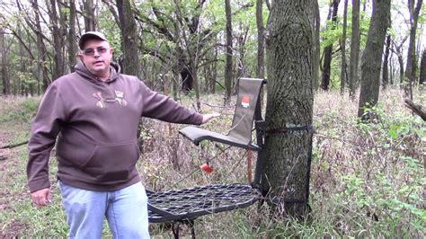 millennium treestand m150 millennium m150 deer stand