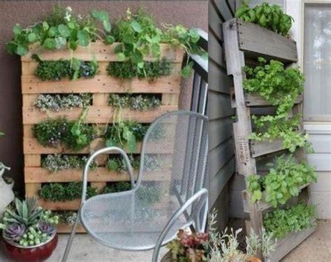 Planter Des Pensées En Jardiniere by Recycler Une Palette En Jardini 232 Re Pour Le Jardin Page 2