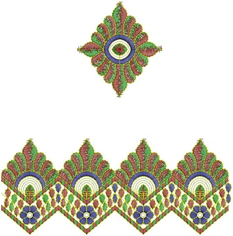 embroidery design for saree border embdesigntube lining lace border embroidery designs
