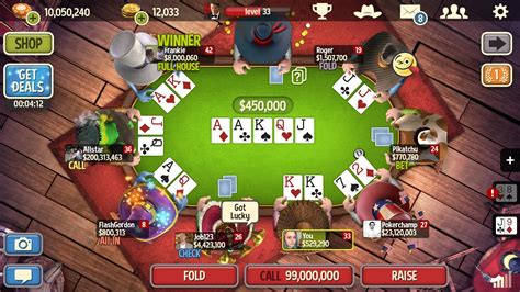 Governor of Poker 3 HOLDEM Mod   Android Apk Mods