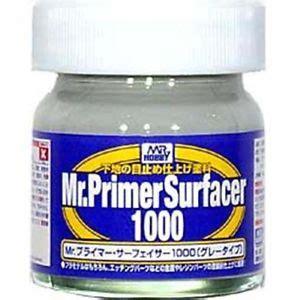 Mr Primer Surfacer 1000 Bottle Sf 287 mr hobby gunze sangyo primer surfacer 1000 sf 287 40ml for plastic model kits ebay