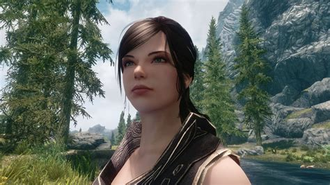 how to create cute character on skyrim steam community my cute character at skyrim nexus mods and community