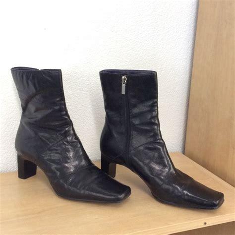 liz claiborne boots 81 liz claiborne shoes liz claiborne leather black