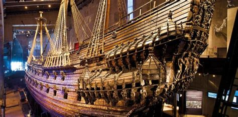 vasa ship museum the vasa from disaster to success in 300 years view