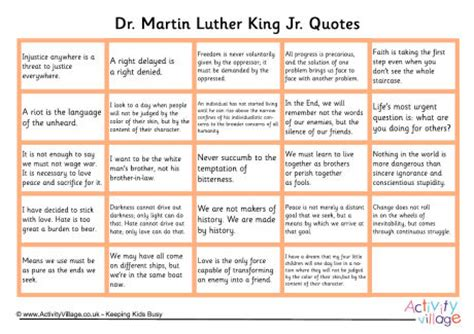 printable martin luther king quotes martin luther king quotes