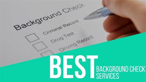 best background check website 5 best background check services companies you
