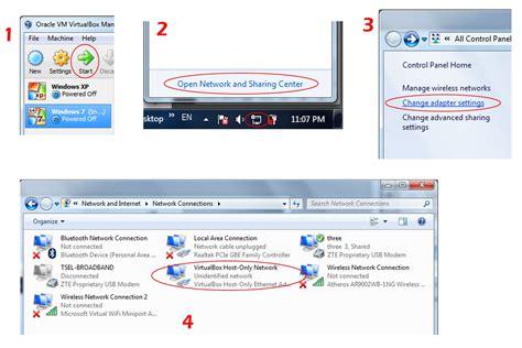 membuat jaringan lan dengan virtualbox cara membuat jaringan komputer sederhana dengan virtual box