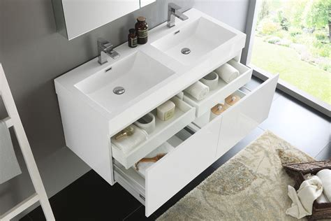 48 inch stainless steel sink bathroom white wall mounted 48 inch sink vanity