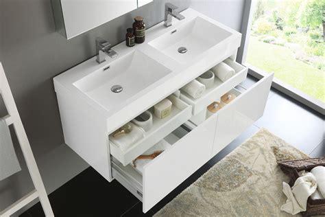 48 inch stainless steel sink bathroom white wall mounted 48 inch sink vanity
