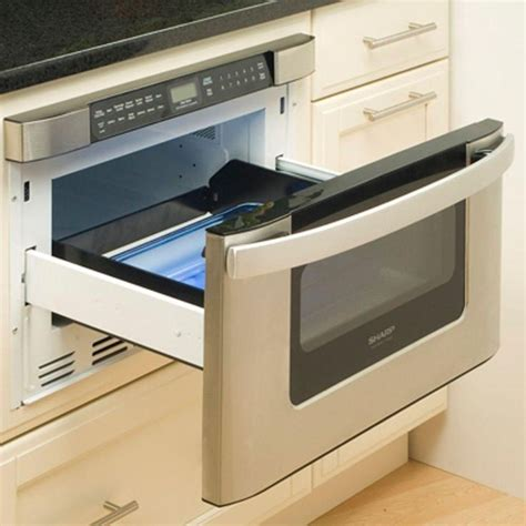 Home Depot Microwave Drawer by 17 Best Ideas About Built In Microwave On Built In Refrigerator Microwave Above