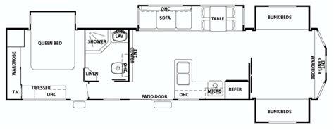 cedar creek rv floor plans cedar creek cottage rv floor plans meze blog
