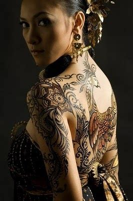 henna tattoo indonesia 107 best batik songket indonesia images on