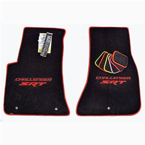 dodge challenger car mats dodge challenger srt floor mats