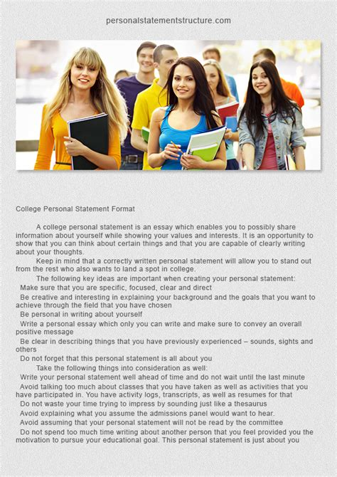 College Essay Length Guidelines by Personal Statement Length For School