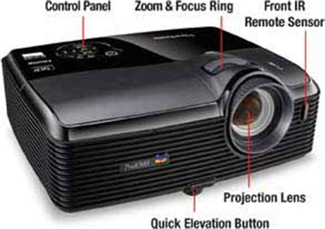 Lu Projector Viewsonic viewsonic pro8300 1080p dlp home theater projector 3 000
