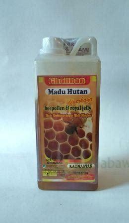 Madu Hutan Gholiban Kalimantan madu hutan kalimantan gholiban 1 kg nabawi herba