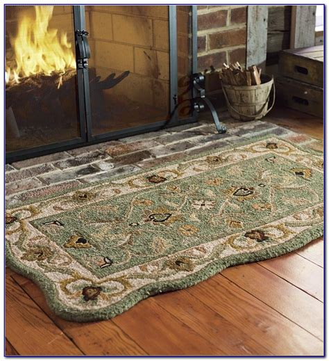 fireplace fireproof rugs hearth rugs handtufted floral wool rug 2u0027 x 4u0027 hearth fireproof hearth rugs