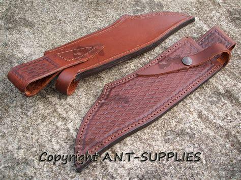bowie knives uk xx cutlery bowie knife sheath leather sheaths