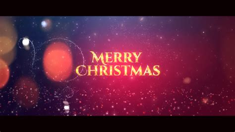 After Effects Title Card Template by Wishes After Effects Template Videohive