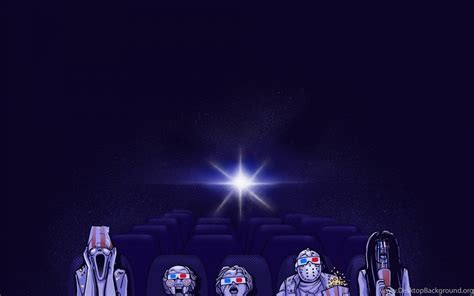 glasses  theater horror movies wallpapers desktop