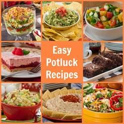 easy potluck recipes 58 potluck ideas mrfood com