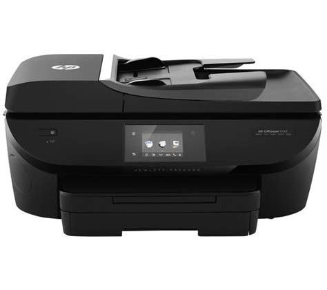 Printer Hp Wireless All In One buy hp officejet 5742 all in one wireless inkjet printer with fax free delivery currys