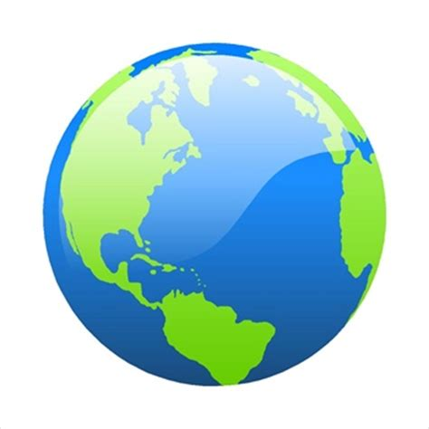 color of earth cartoon earth pics