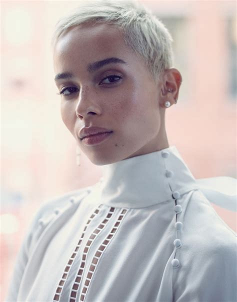Zoey Pearl Blouse by Zoe Kravitz Wears Ethereal Fashions In The Edit