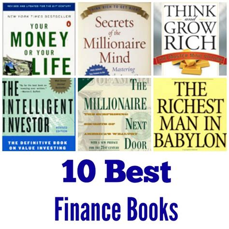 Best Mba Finance Textbooks by 10 Best Finance Books Figuring Money Out