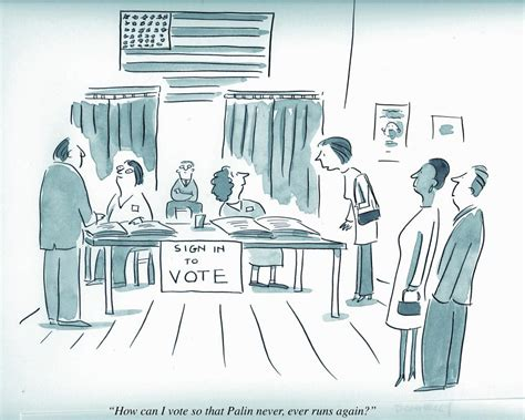 17 Best Images About Political Cartoonists On - 01 palin no vote voices from russia