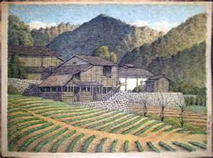 hasui watercolor a preparatory watercolor for a hasui