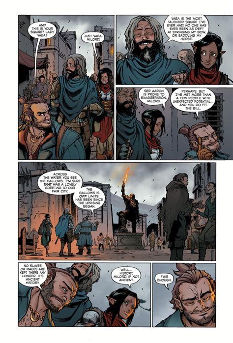 age errant age errant 1 profile comics