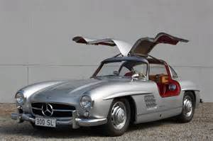 1956 Mercedes 300sl Gullwing 1956 Mercedes 300sl Vintage Cars