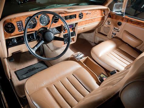 rolls royce vintage interior 1977 87 rolls royce corniche convertible luxury interior g