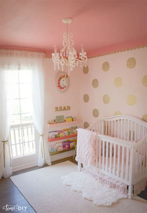baby girls bedroom 25 best ideas about pink gold nursery on pinterest pink