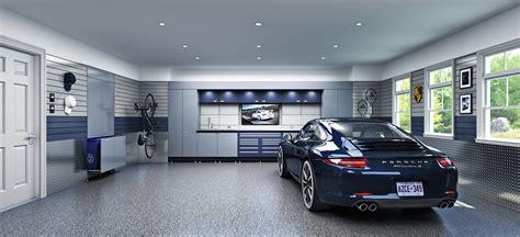 luxury car garages