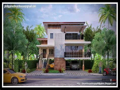 todays design house latest house design in philippines house design philippines elevated house designs