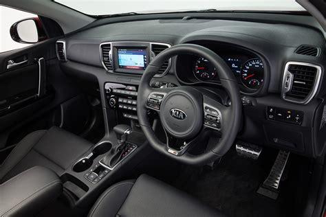 Karpet Comfort Premium Kia Sportage 2 Baris 2017 Kia Sportage Review