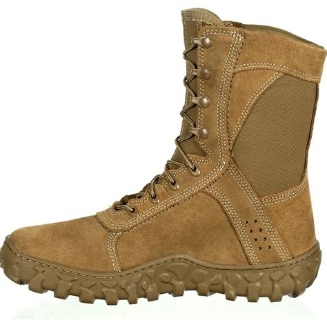 coyote boots coyote brown boot rocky s2v rkc050