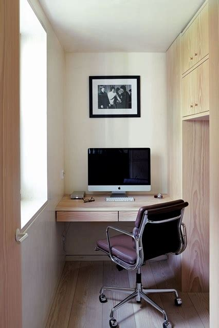 Small Home Office Interior Design Small Office Small Spaces Design Ideas Pictures