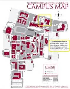 Campus Area Map 171 Nccu School Of Law