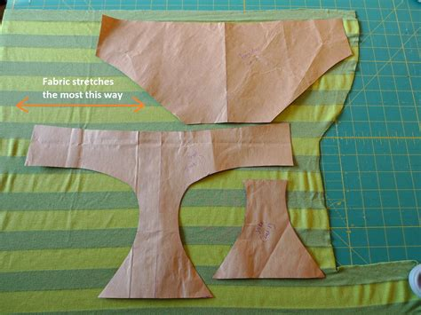 pattern making men s underwear panty tutorial how to sew underwear