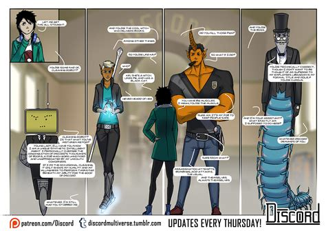 discord checking for updates discord update pages 18 21 by mkw no ossan on deviantart