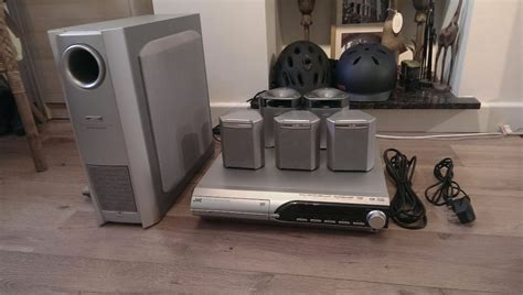 jvc  disc dvd player surround sound home theater system