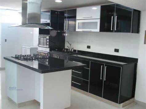 cocinas integrales modernas en aluminio jopes
