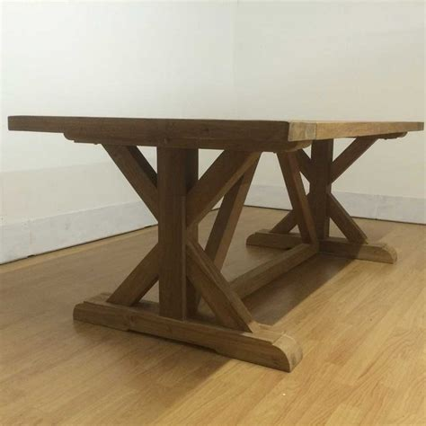 Rustic Farmhouse Dining Tables Rustic Farmhouse Dining Table